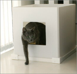 【猫トイレ カバー】iCat アイキャット Rest Room HIDE&SEE…