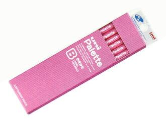 That uni Palette (palette) lack pencils 2B paper box Pink:-