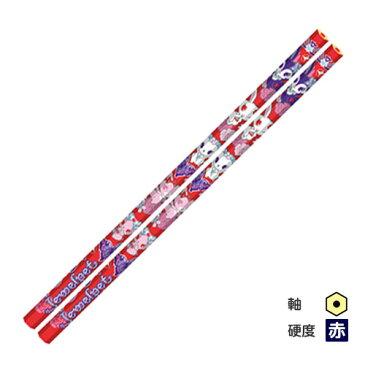 ■ジュエルペット 赤鉛筆 六角軸 2本パック ルビー ルーア