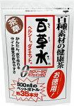 百草水茶草ティーバッグ75g(5g×15包)11袋セット(ひゃくそうすいちゃそう)東海フーズ