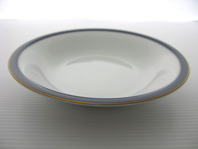 マリンゴールド・カレー皿【業務用食器】