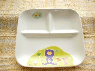 與流行的插畫插圖! 森林的偶像 ® 午餐板