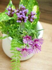 花挿し付き花瓶