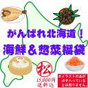 【送料込】がんばれ北海道!海鮮&惣菜福袋(松:15000円)