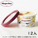 【HD】ハーゲンダッツ ミニカップ バニラ 110ml×12個