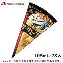 森永製菓 ザ・クレープ<チョコ&バニラ> 105ml×28入