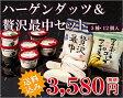 ハーゲンダッツ&桜庵贅沢最中セット【5種・12個入】【送料込】