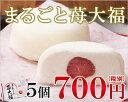 まるごといちご大福アイスクリーム(5個入り)