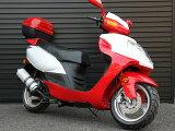 高品質な150ccエンジン搭載、力強いエンジンパワーと燃費向上のベストなバランスを瞬時に導き出す。人気急上昇150ccスクーター!150cc二輪バイク、優れた燃費性能を備えているHL150-3WR