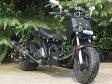 ICEBEARフルカスタム50ccバイク ロングホイールベース・特注扁平タイヤ50cc二輪・原付バイクマッドドッグカスタムHL50KZB