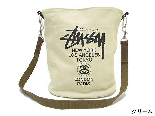 【楽天市場】ステューシー STUSSY ウーマンズ Stussy Bucket バッグ(stussy bag ...