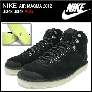 【送料無料】【10%OFF】【ACG】NIKE AIR MAGMA 2012 Black/Black ACG【送料無料】ナイキ NIKE ...