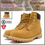 ティンバーランド Timberland ウィメンズ プレミアム ウィート ヌバック timberland イエロー シックス レディース