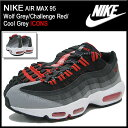������̵���ۡ�5%OFF�ۡ�ICONS��NIKE AIR MAX 95 Wolf Grey/Challenge Red/Cool Grey ICONS�ʥ�...