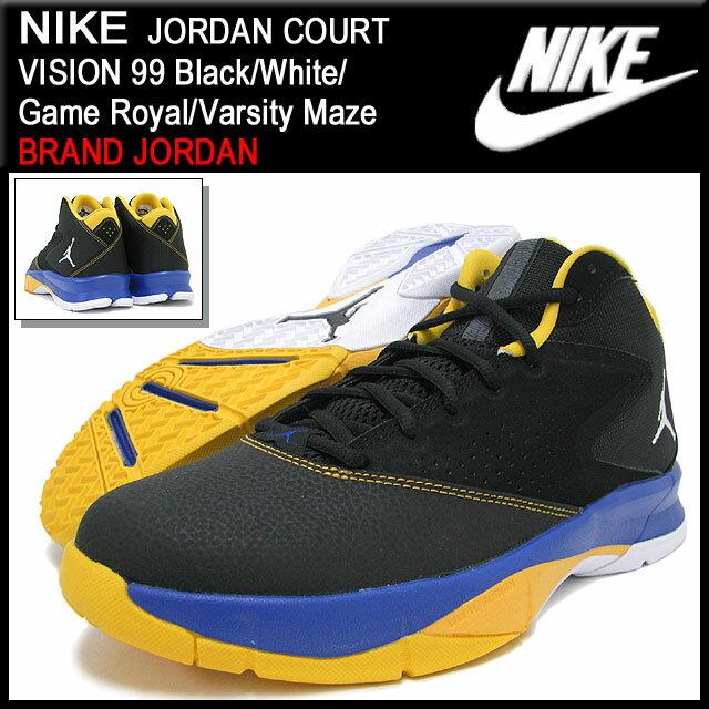 Jordan Court Vision 99 (616777 101) Nike sneakers Size: 12 white black red