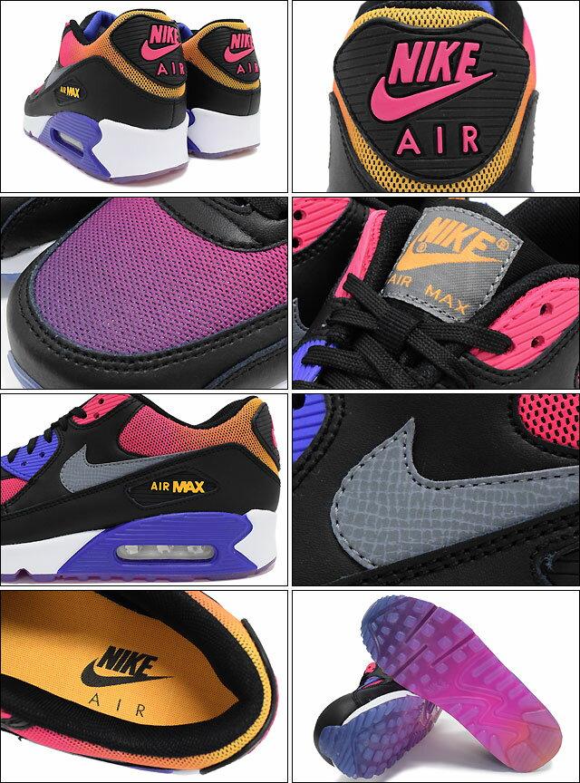Nike Air Max 90 SD BlackCool Grey Persian Violet Pink | Footshop