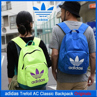 【限定】【Originals】adidas Trefoil AC Classic Backpack Originalsアディダス オリジナルス ...
