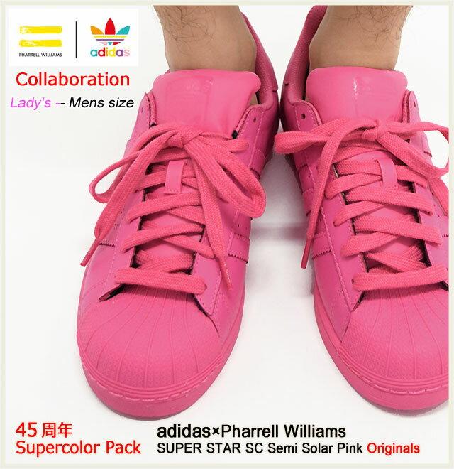 adidas スニーカー メンズ ピンク