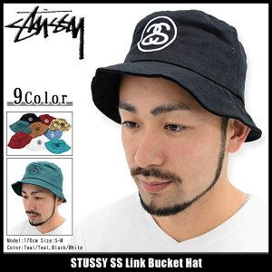 ステューシーSTUSSYバケットハットSSLinkBucketHat帽子(stussyhatメンズ・男性用132754132726132719ストゥーシースチューシー)icefiledicefield05P03Dec16