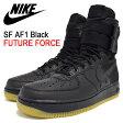 ナイキ NIKE スニーカー メンズ 男性用 SF AF1 Black(nike SPECIAL FIELD AIR FORCE 1 FUTURE FORCE スペシャル フィールド エアフォース1 ブラック 黒 SNEAKER MENS・靴 シューズ SHOES 864024-001) ice filed icefield