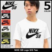 ナイキNIKETシャツ半袖メンズSBロゴSB(nikeSBLogoS/STeeSBDRI-FITティーシャツT-SHIRTSカットソートップスメンズ男性用821947)icefiledicefield