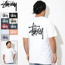 ステューシー STUSSY Tシャツ 半袖 メンズ Basic Stu...
