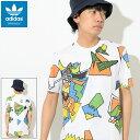 アディダス adidas Tシャツ 半袖 メンズ CM 1989 グラフィック オリジナルス(adidas CM 1989 Graphic S/S Tee Originals ティーシャツ T-SHIRTS カットソー トップス メンズ 男性用 CE2269)[M便 1/1]