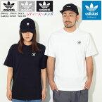アディダス adidas Tシャツ 半袖 メンズ エッセンシャル オリジナルス(adidas Essential S/S Tee Originals ティーシャツ T-SHIRTS カットソー トップス レディース & メンズ 女性用 男性用 DV1576 DV1641 DV1577)[M便 1/1] ice filed icefield
