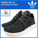 アディダス adidas スニーカー メンズ 男性用 ノマド XR1 Utility Black/Core Black オリジナルス(adidas NMD XR1 Originals Limited N…