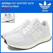 ���ǥ�����adidas���ˡ�������󥺥����åץ��ȥ��ݡ���93/16White/CoreBlack���ꥸ�ʥ륹(adidasEQTSUPPORT93/16OriginalsEQUIPMENT���˥󥰥��塼���ۥ磻����SNEAKERMENS�������塼��SHOESS79921)icefiledicefield05P06Aug16