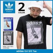 アディダスadidasTシャツ半袖メンズガールオリジナルス(adidasGirlS/STeeOriginalsティーシャツT-SHIRTSカットソートップスメンズ男性用BQ3037BQ3038)icefiledicefield