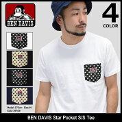 ベンデイビスBENDAVISTシャツ半袖メンズスターポケット(BENDAVISM-7580441StarPocketS/STeeティーシャツT-SHIRTSカットソートップスベン・デイビスベンデービス)icefiledicefield