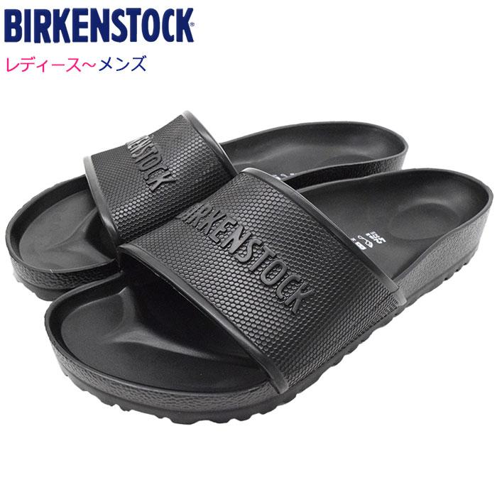 サンダル, スポーツサンダル  BIRKENSTOCK EVA Black ( birkenstock BARBADOS EVA LADIES MENS SHOES 1015398 )