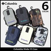 コロンビアColumbiaポーチナイオベ6ケース(columbiaNiobeVICaseメンズ&レディースユニセックス男女兼用ColombiaColonbiaColunbiaPU2012)icefiledicefield