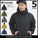 コロンビア Columbia ジャケット メンズ ロマビスタ フーディ(columbia Loma Vista Hoodie JKT JAKET JACKET アウター ジャンパー・ブルゾン アウトドア Colombia Colonbia Colunbia PM3176) ice filed icefield