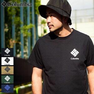 コロンビア Columbia Tシャツ 半袖 メンズ タク フォーク ( columbia Taku Fork S/S Tee ティーシャツ T-SHIRTS カットソー トップス メンズ 男性用 Colombia Colonbia Colunbia PM1896 )[M便 1/1]