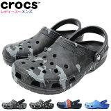 クロックス crocs サンダル レディース & メンズ クラシック シーズナル グラフィック クロッグ(crocs CLASSIC SEASONAL GRAPHIC CLOG unisex ユニセックス コンフォートサンダル SANDAL LADIES MENS・靴 シューズ SHOES 205706)