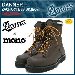 【40%OFF&送料無料】【コラボ】Danner×mono magazine ZACHARY ESB DK.Brown【D-3004-DBR】【...