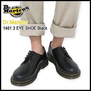 【送料無料】ドクターマーチンDr.Martens14613アイシューズブラックメンズ(男性紳士用)(dr.martensDR.MARTENS14613EYESHOEBlack3ホールドクターマーチンBOOTSbootsドクター・マーチンマーティンワークブーツ靴・ブーツR11838002)