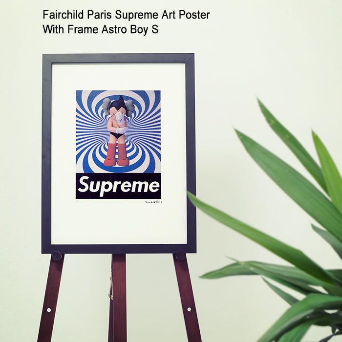 バッグ・小物・ブランド雑貨, その他  Fairchild Paris S ( Fairchild Paris Supreme Art Poster With Frame Astro Boy S KAWS SUP4-12 )I