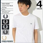 フレッドペリーFREDPERRYTシャツ半袖メンズローレルクルーネック(FREDPERRYM6334LaurelCrewNeckS/STeeティーシャツT-SHIRTSカットソートップスフレッドペリーフレッド・ペリー)[M便1/1]icefiledicefield