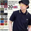 【ポイント10倍】フレッドペリー FRED PERRY ポロシャツ 英...