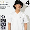 フレッドペリー FRED PERRY Tシャツ 半袖 メンズ ローレル...
