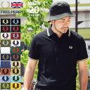 【ポイント10倍】フレッドペリー FRED PERRY ポロシャツ 英国製 半袖 メンズ M12N イングランド フレッド ...