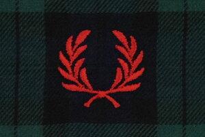 フレッドペリーFREDPERRYハンカチメンズハンカチーフ日本企画(FREDPERRYF19790Handkerchief日本製メイドインジャパンフレッドペリーフレッド・ペリー)icefiledicefield