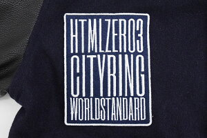 エイチティエムエルゼロスリーHTMLZERO3ジャケットメンズアルティメットスタジアム(htmlzero3UltimateStadiumJKTスタジアムジャケットスタジャンJACKETJAKETアウタージャンパー・ブルゾンエイチティーエムエルHTML-JKT186)icefiledicefield