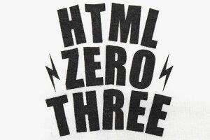 【送料無料】エイチティエムエルゼロスリーHTMLZERO3Tシャツ長袖メンズブリンククレスト(htmlzero3BlinkCrestL/STeeティーシャツT-SHIRTSカットソートップスロングロンティーロンtエイチティーエムエル)icefiledicefield
