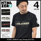 【送料無料】エイチティエムエルゼロスリーHTMLZERO3Tシャツ半袖メンズレイジードループ(htmlzero3LazyDroopS/STeeティーシャツT-SHIRTSカットソートップスエイチティーエムエル)icefiledicefield
