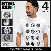 【送料無料】エイチティエムエルゼロスリーHTMLZERO3Tシャツ半袖メンズラディカルガール(htmlzero3RadicalGirlS/STeeティーシャツT-SHIRTSカットソートップスエイチティーエムエル)icefiledicefield