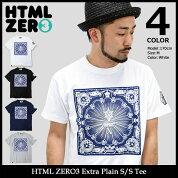 【送料無料】エイチティエムエルゼロスリーHTMLZERO3Tシャツ半袖メンズエクストラプレーン(htmlzero3ExtraPlainS/STeeティーシャツT-SHIRTSカットソートップスエイチティーエムエル)icefiledicefield